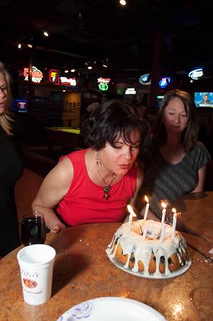 Teena's Birthday at the Windsock