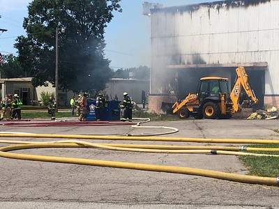 080117 Northeast Factory Direct fire