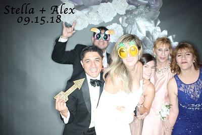 Alex & Stella