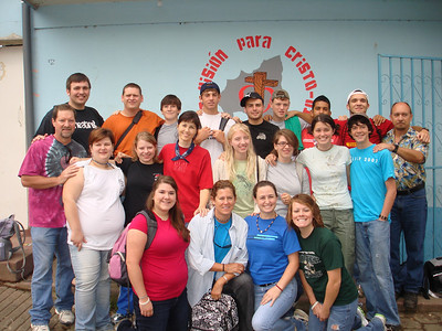 4th Ave, Snellville & Harding Mission Team