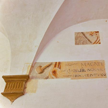 Abbaye Sant'Ana in Camprena
