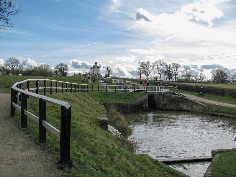 Foxton Locks (2010)