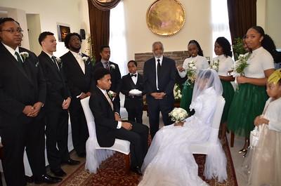 Wedding at TMC