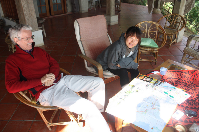 Jinghong, Yourantai, planning what next :)