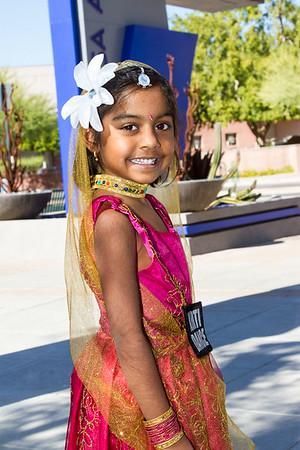 Kriti Dance at Asia Rocks