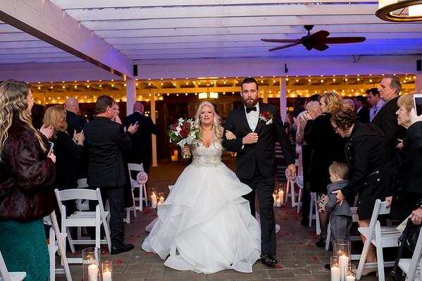 Kerissa and Patrick - Ceremony