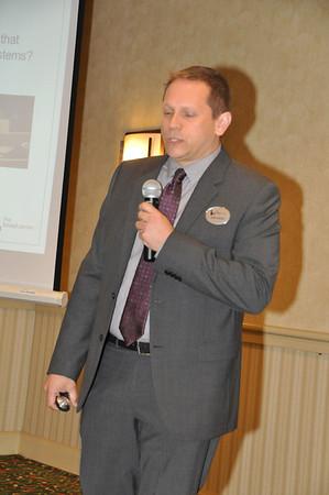 July 30 Speaker, Mark German, Broad Foundation