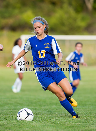 Washingtonville vs Kingston 9-12-17