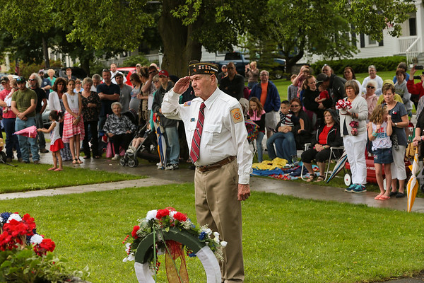 2017 Caledonia Memorial Day Parade & Ceremony