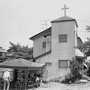 A Rundown Church