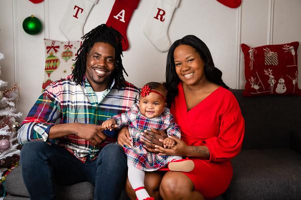 Tanisha Family Christmas '18