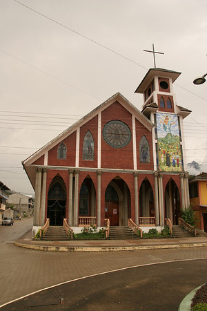 San Juan Bosco, Ecuador