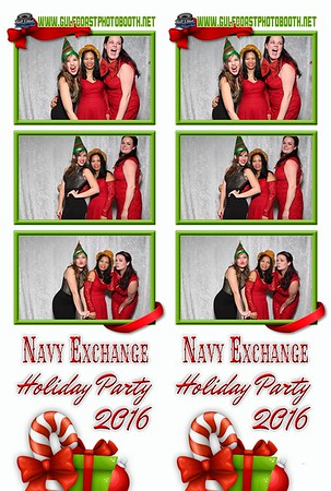 Navy Exchange Holiday Party 2016
