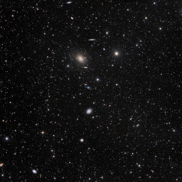 IC1459 Group of galaxies