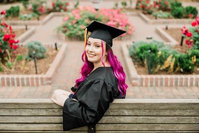 Ashley Roman Graduation Pictures