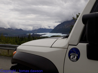 Day 26 - Anchorage to Copper River Valley