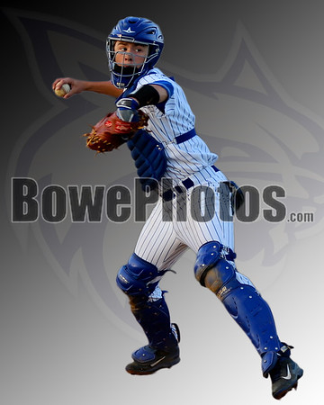 PCS baseball vs Copiah - senior Night