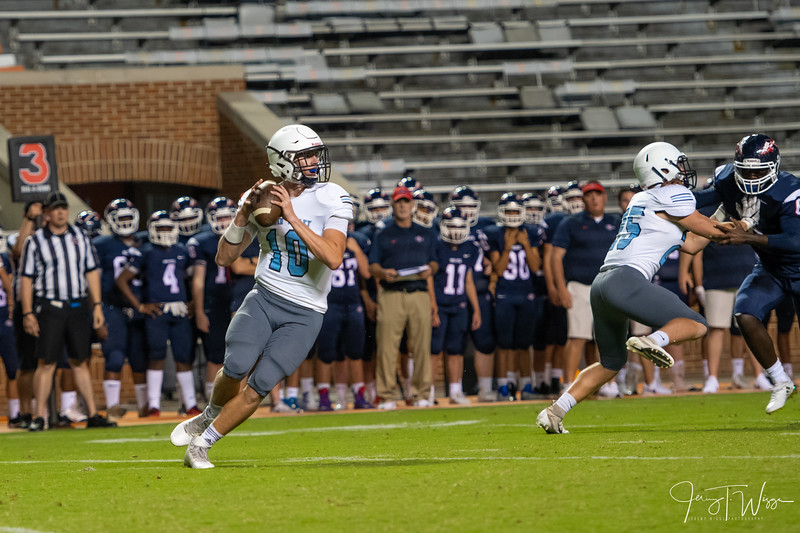 8-10-18 HVA vs South Doyle - KOC Jamboree