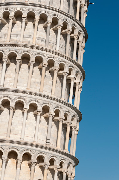 Leaning Tower of Pisa (Torre pendente), Toscana (Tuscany), Italy