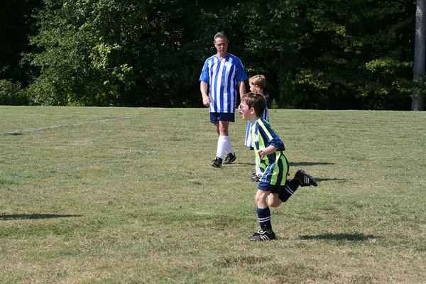 Fall Soccer 2007