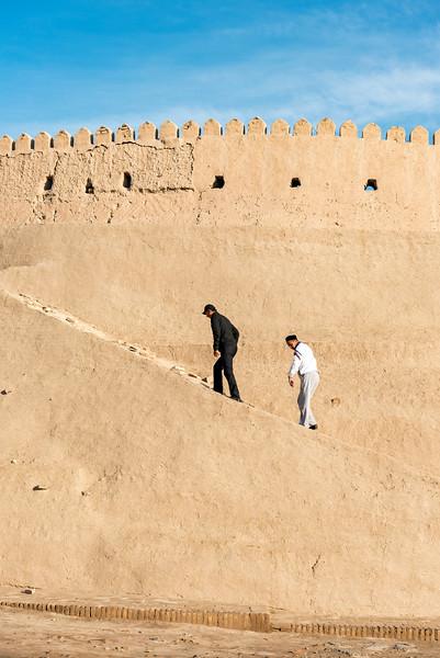 Khiva City Walls, Uzbekistan