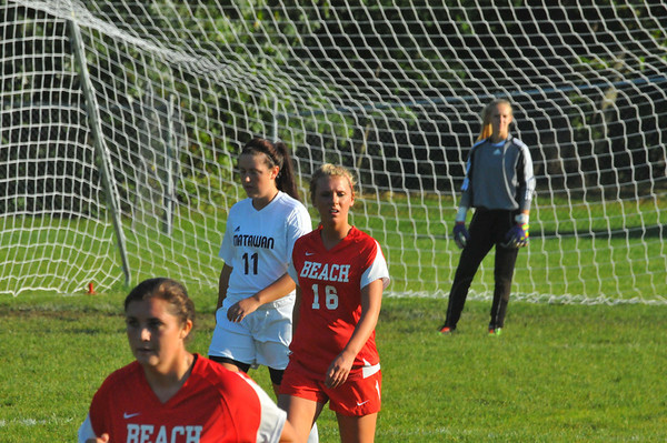 2011 GIRLS SOCCER PT PLEASANT VS MATAWAN