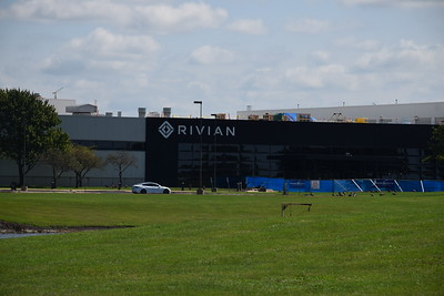 Rivian Factory and Peoria, IL