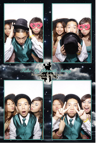 Roosevelt Senior Prom 2013 (Luxe Photo Booth)