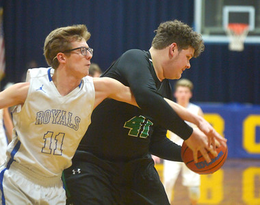 020320 Hinckley-Big Rock boys basketball vs Leland