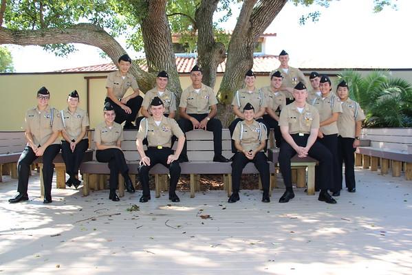 Regiment Leadership