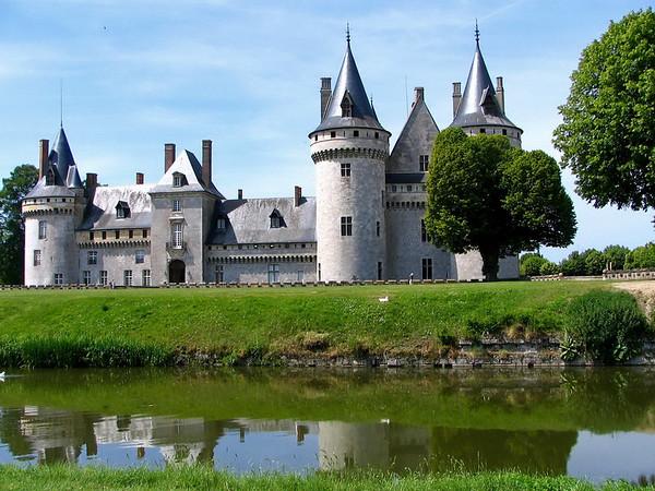 Château de Sully sur Loire - Exterieur