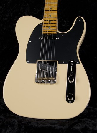 25th Anniversary NOS VT #3758, Cream, Grosh T/T Pickups