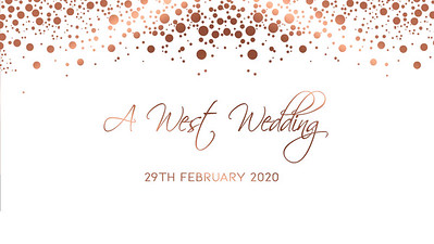 29.02 A West Wedding
