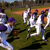The East Carolina University baseball team takes the field to start off a new season.