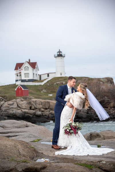 Jessi & Jason - Foster's, Maine - October 30, 2020