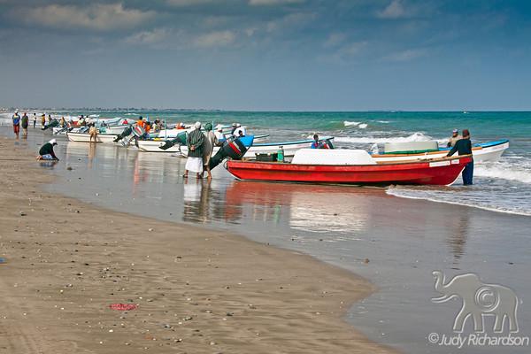 Barka Fishing Village