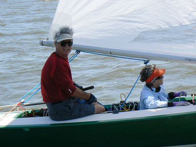 Comet Internationals at Miles River Yacht Club