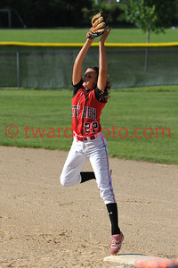 2010 CHS Softball - CR Washington