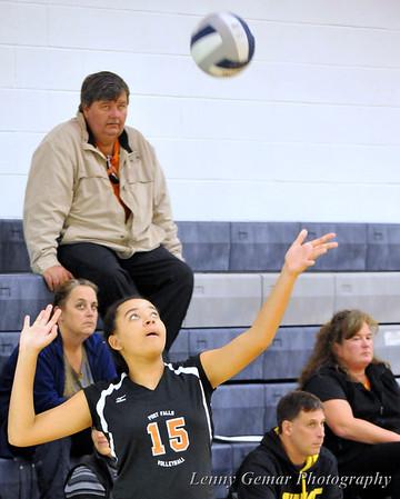 2013 Post Falls JV Volleyball