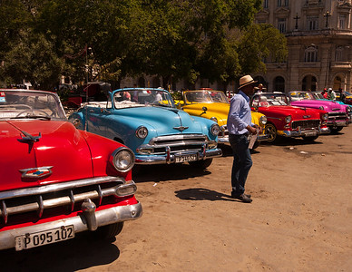The rest of Havana