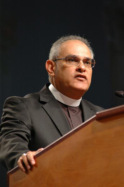 The Rev. Rafael Malpica-Padilla reports on the Lutheran Malaria Initiative.