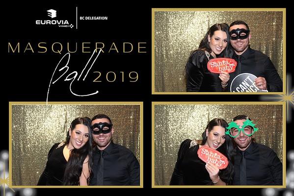 Eurovia Masquerade Ball 2019