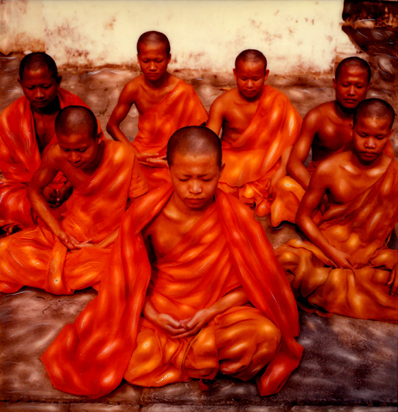 Seven Buddhas ~ Laos