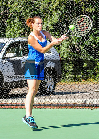 Holly Hill Academy vs Laurence Manning Tennis