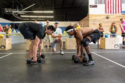 Workout 1 - Men's OPEN