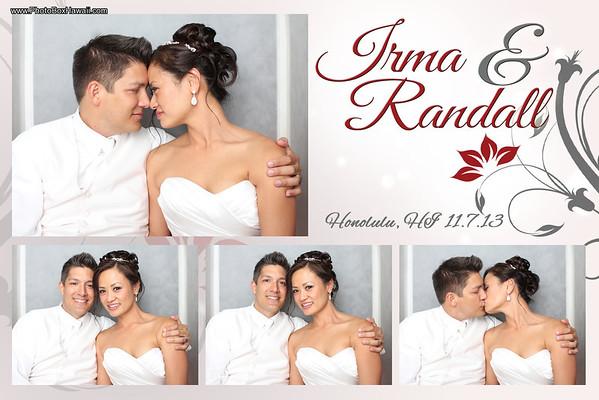 Irma & Randall