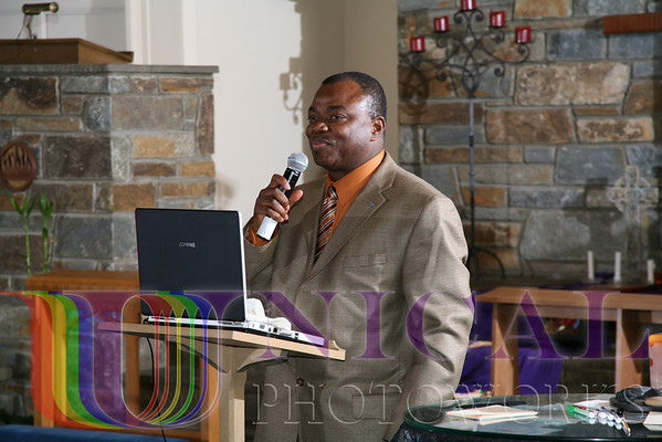 "Bishop Ernest Y. Dahn, Greater Refuge Tabernacle, ""The Power of Vison"""