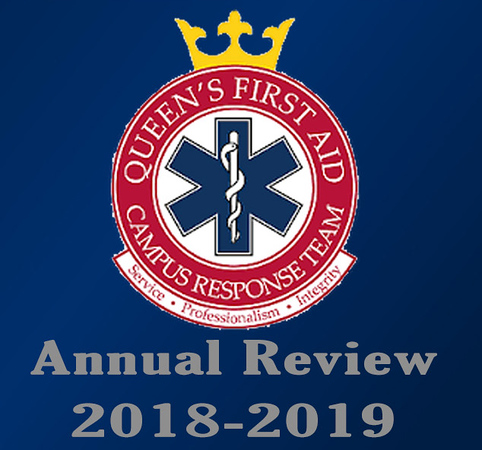 Queen's First Aid Annual Review 2018 & 2019 (Prints)