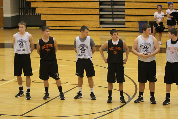 Wheelersburg Meet the Team 2013