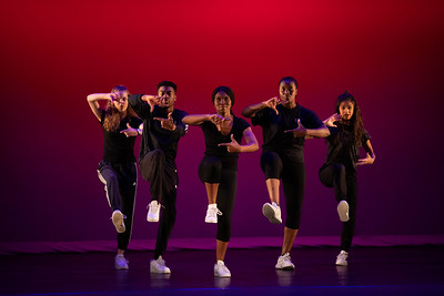12/8/19: Fall Dance Showcase